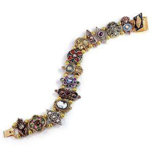 Sweet Romance Victorian Slide Bracelet